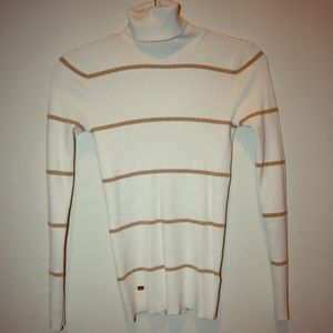 Ralph Lauren Cream Turtleneck
